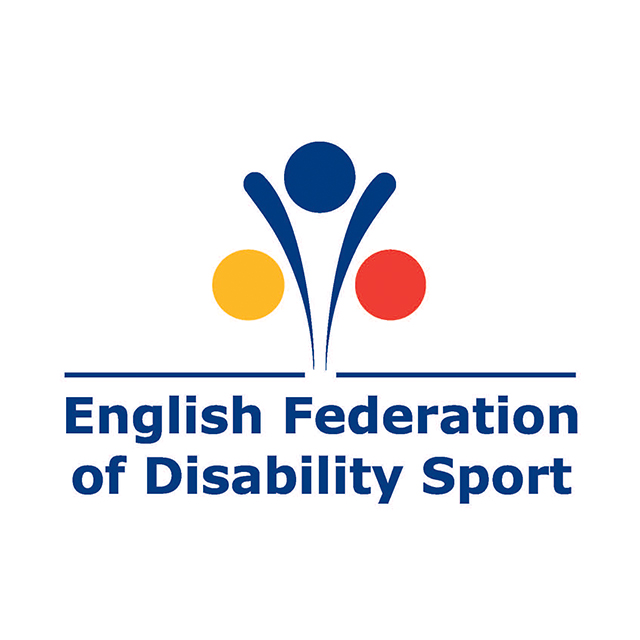 Logo - English Federation of Disability Sport