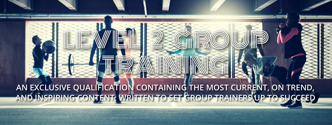 Level 2 Group Training Qualification page