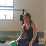 Mat Pilates course delivered by EMD UK