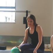 Mat Pilates course delivered by EMD UK