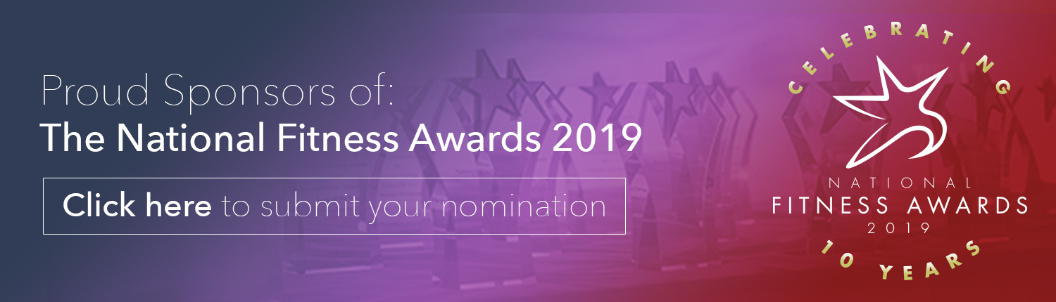 Nominations for EMD UK sponsored category at National Fitness Awards