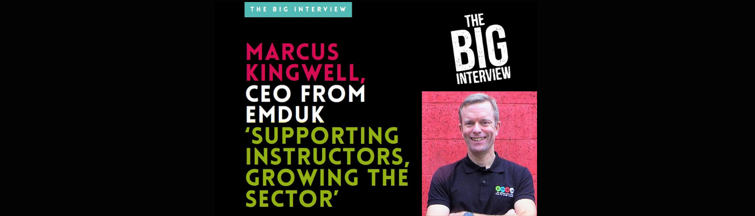 Gym Monthly Big Interview with EMD UK CEO